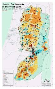 Judea and Samaria Settlements