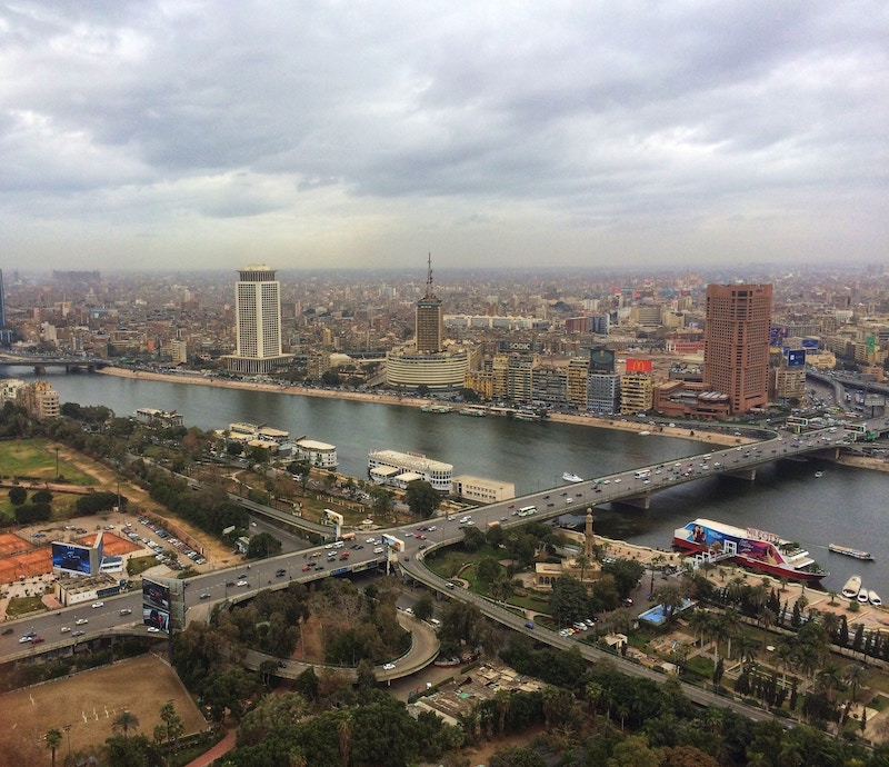 Cairo, also know as 'the Vanquisher', 'the Conqueror' 'the Victorious' and 'Place or Camp of Mars'.