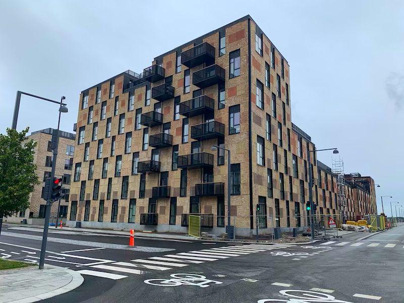 Copenhagen Building Number 3