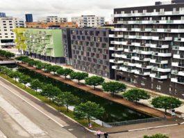 A Tour in Ørestad - The Innovative Architectural Neighberhood of Copenhagen