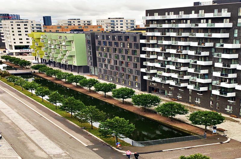 A Tour in Ørestad - The Innovative Architectural Neighberhood of Copenhagen