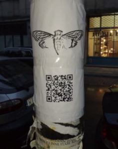 One of the clues was reported to be spotted in Warsaw, Poland.