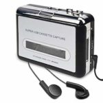 Reshow Cassette Player – Portable Tape Player Captures MP3 Audio Music via USB