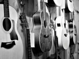 Guitar Shops Goole maps