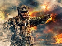What is the Total Number of Soldiers in the World?