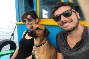Traveling with your dog to and around North and South America
