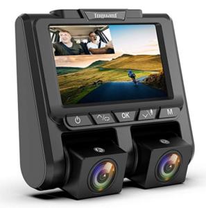 TOGUARD Uber Dual Dash Cam Full HD