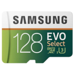 Samsung 128GB 100MB Memory Card