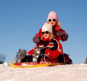 Ski bobbing