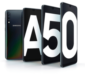 Samsung Galaxy A50 (Source: Google Store)