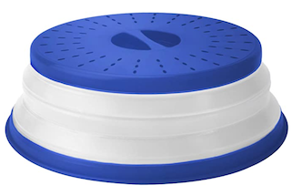Tovolo Vented Hover Microwave Cover
