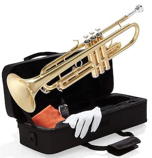 Mendini By Cecilio Bb Trumpet - Brass